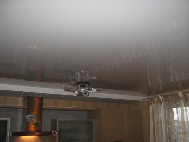 Шов на натяжном потолке