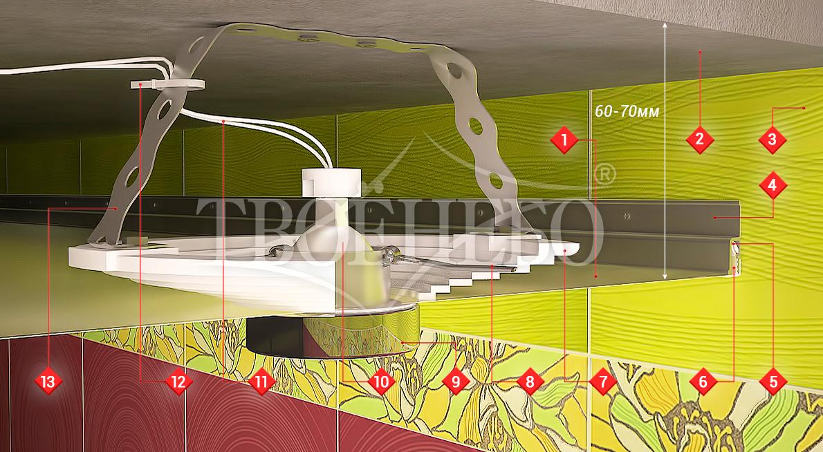 Схема тройниковой фонтанной арматуры 423